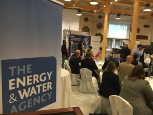 Energy and Water Agency participating SME Conference MEA