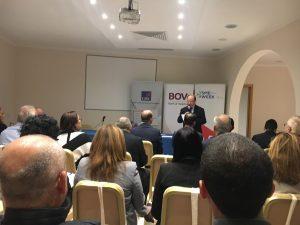EWA participating in GBC conference in Gozo