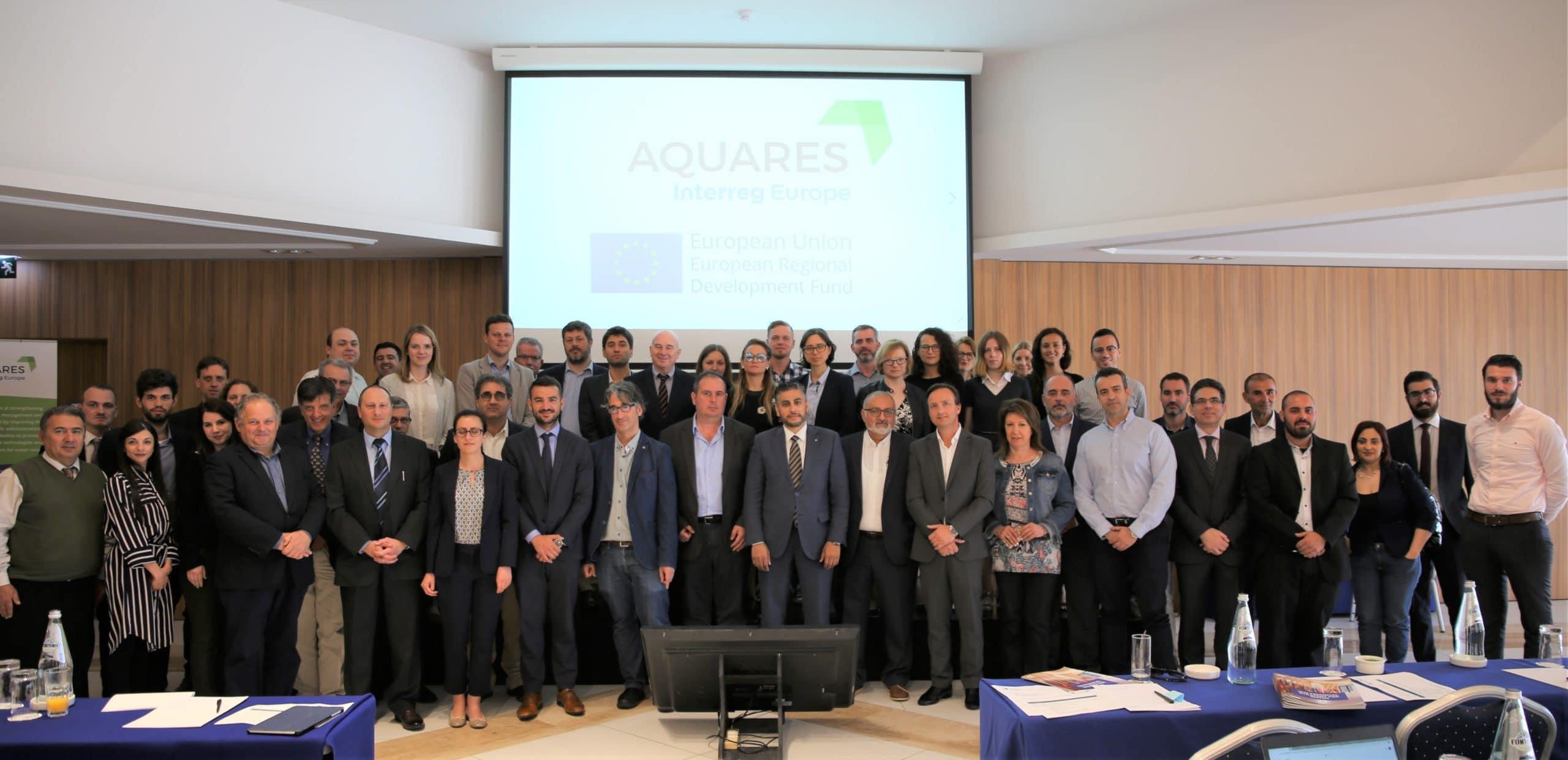 Aquares water reuse meeting