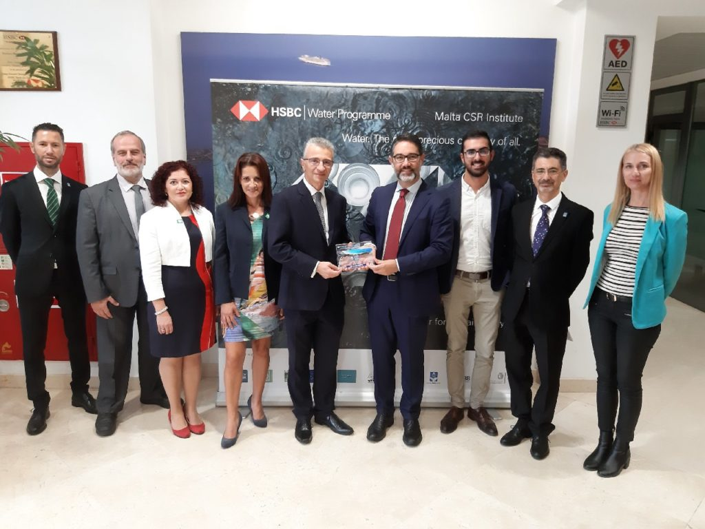 Malta CSR Institute's sustainability awareness raising initiatives wins international award