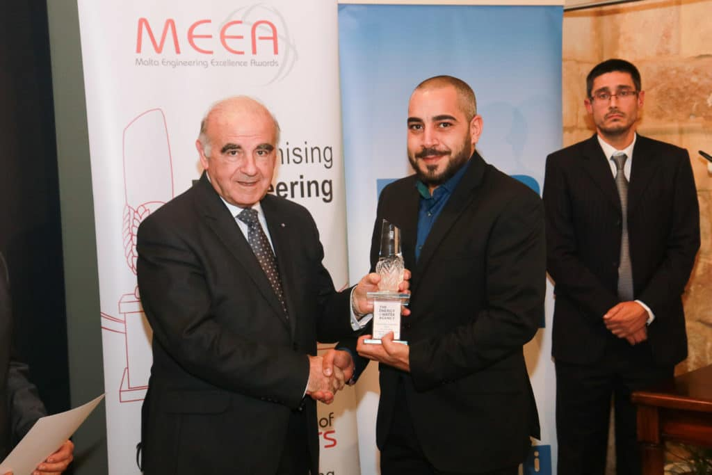 Energy and Water Sustainability Awards 2019 - De La Rue