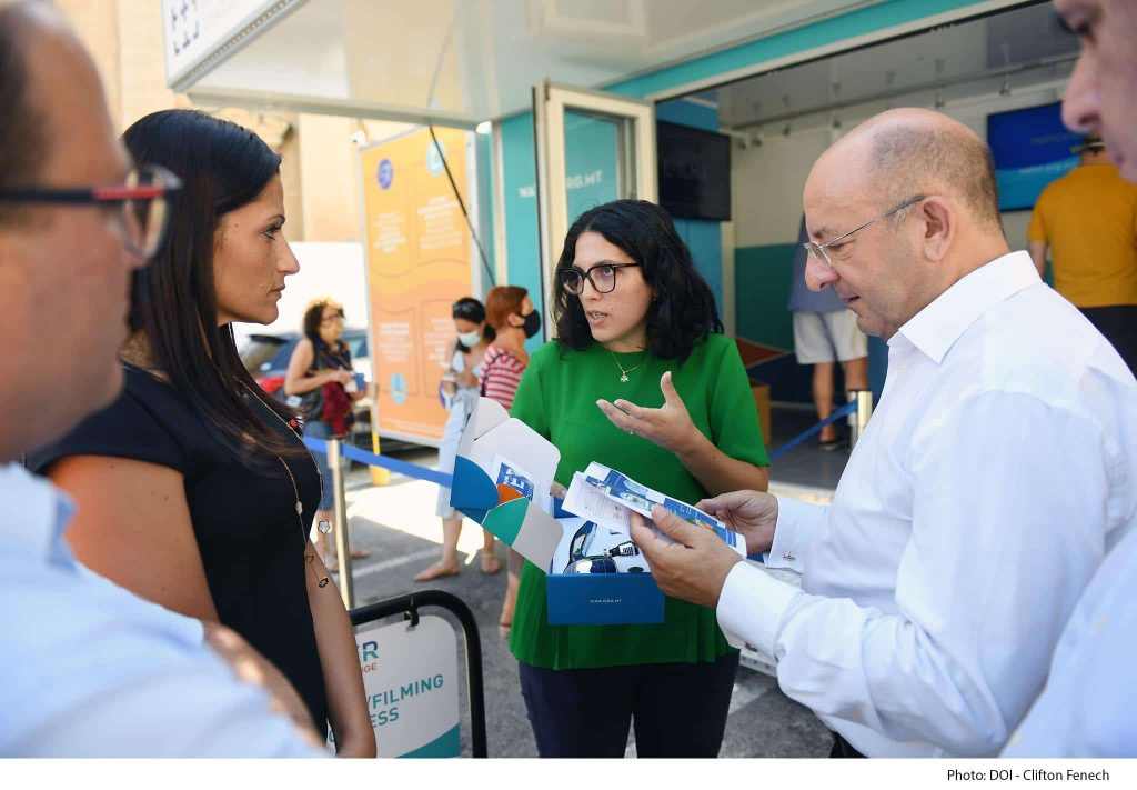 Water Campaign Mosta