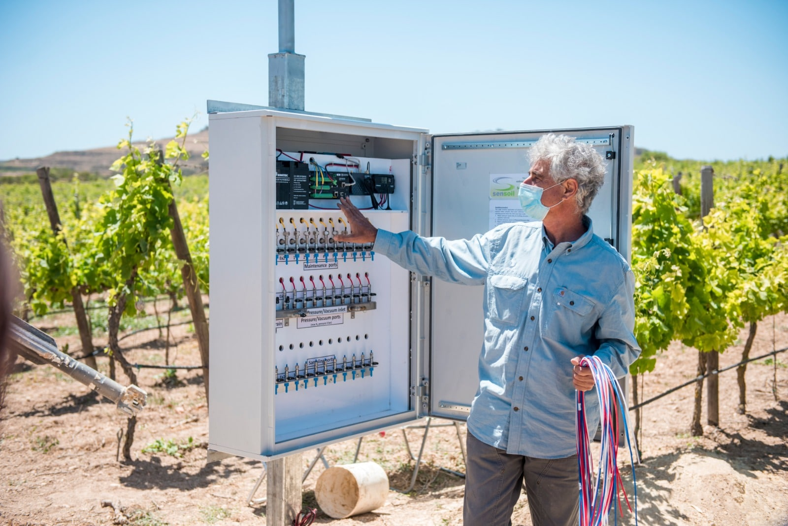 Sensoil Groundwater Monitoring Malta